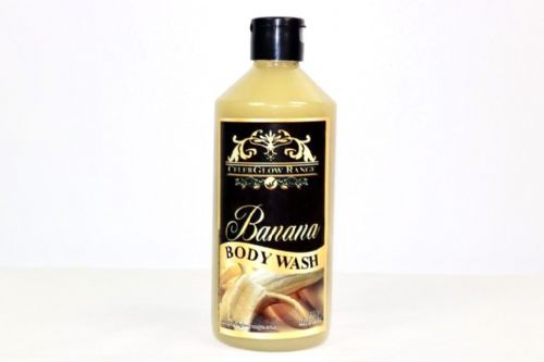 Pure Organic Banana body wash 500g